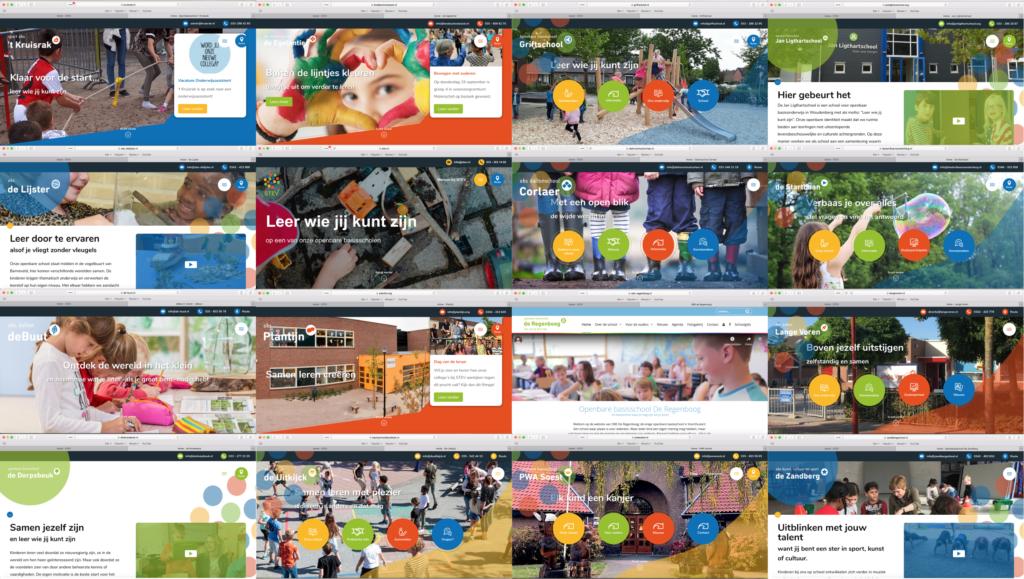 16 nieuwe websites - leer wie jij kunt zijn